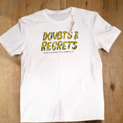 "NURIA JUST | Camiseta ""Doubts & Regrets"""