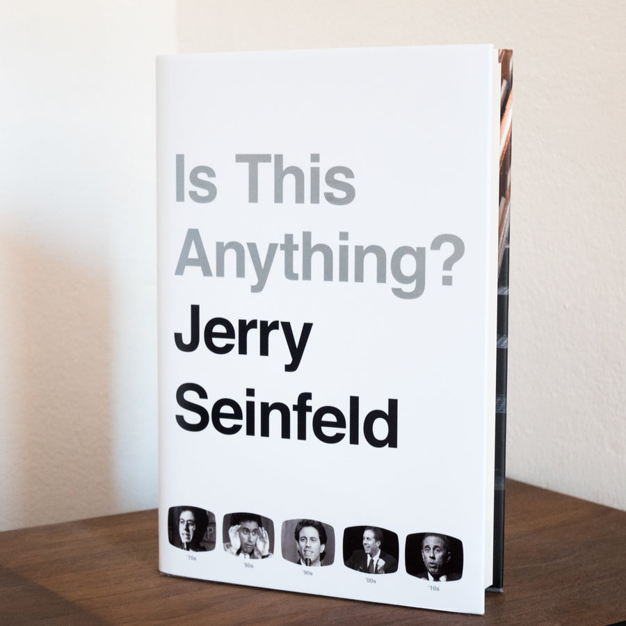 JERRY SEINFELD | Is This Anything?