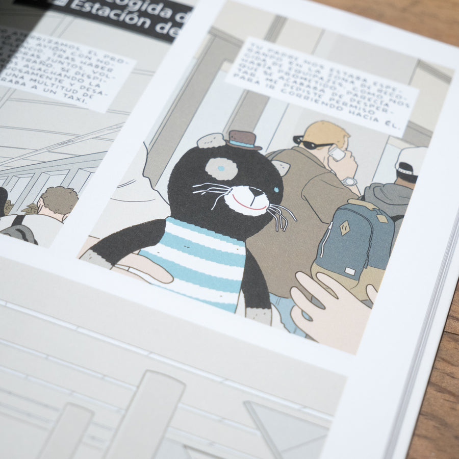 ADRIAN TOMINE | Intrusos