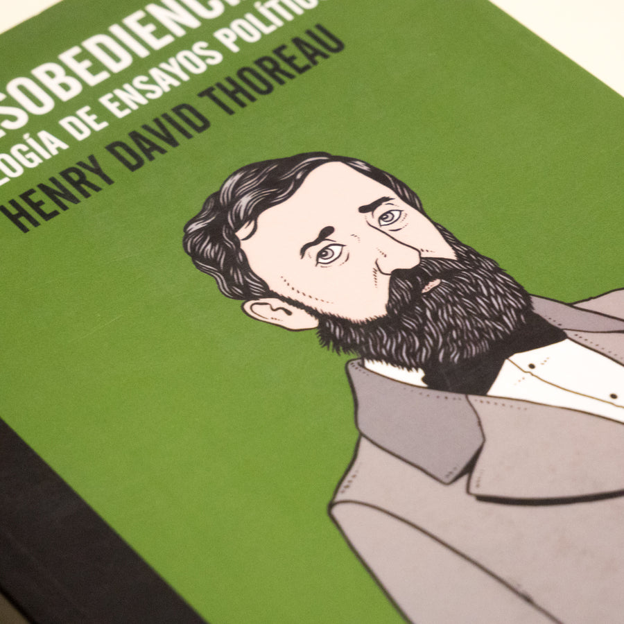 HENRY DAVID THOREAU | Desobediencia