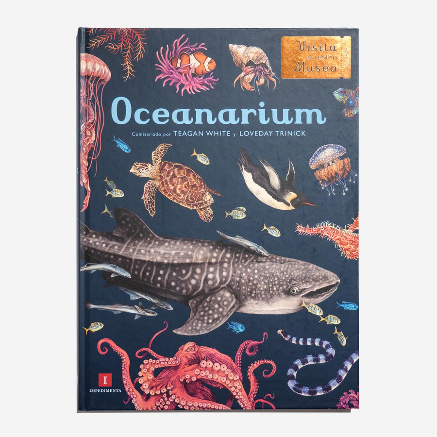 TEAGAN WHITE y LOVEDAY TRINICK | Oceanarium
