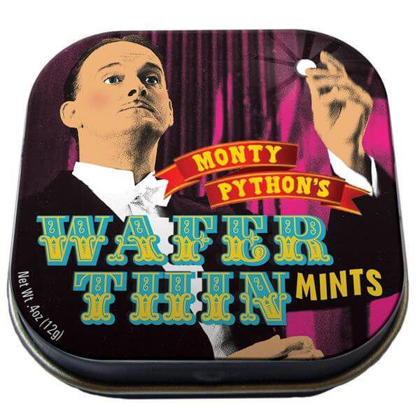 Mints: Monty Python's Wafer Thin Mints