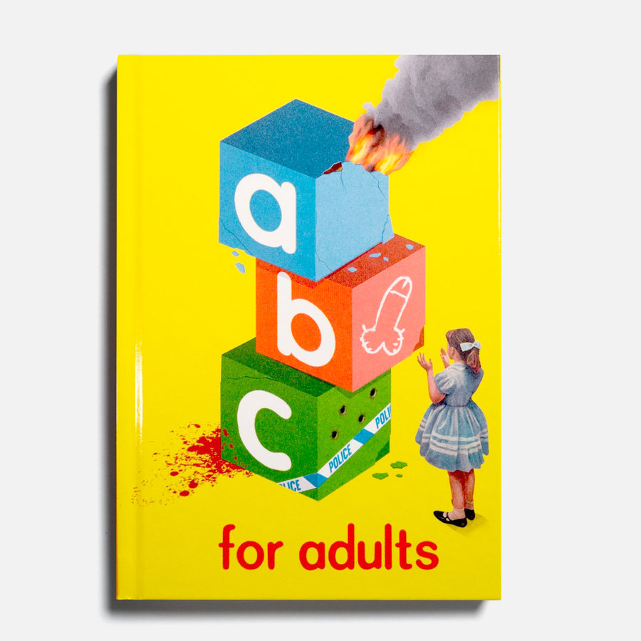TOBY LEIGH | ABC for adults