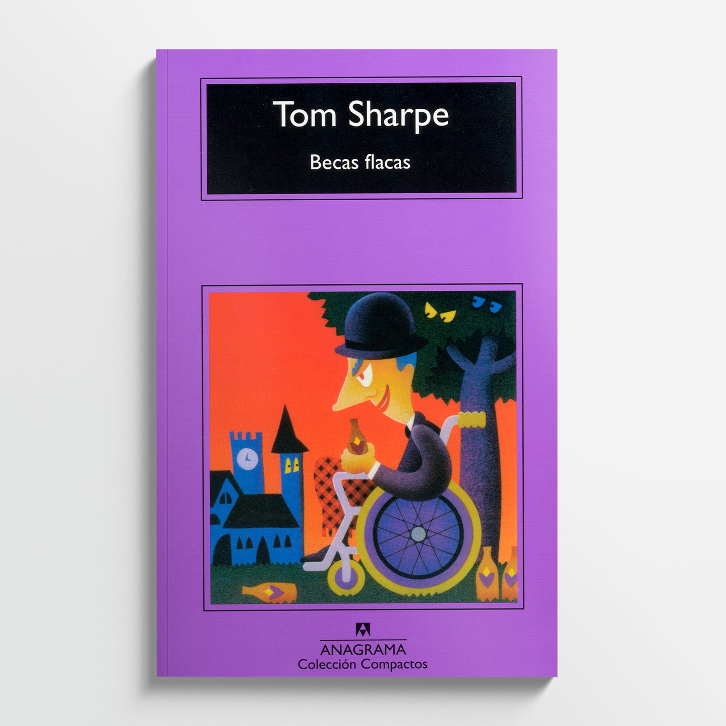 TOM SHARPE | Becas flacas
