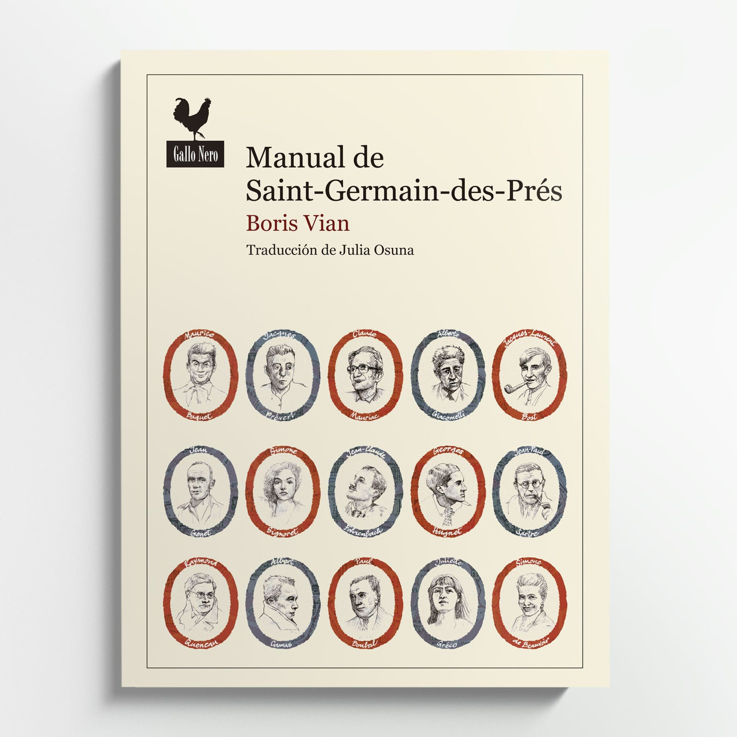 BORIS VIAN | Manual de Saint-Germain-Des-Prés