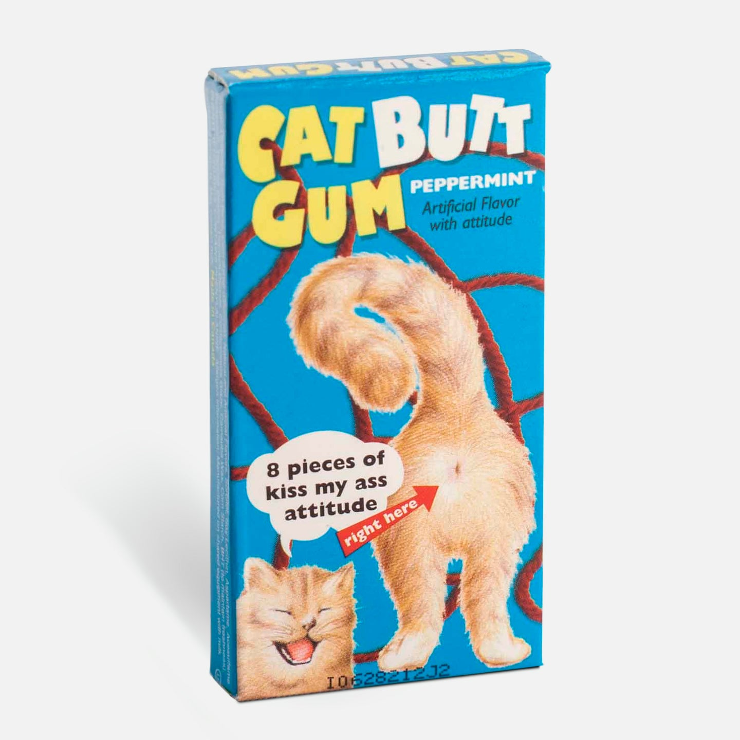 "Chicle ""Cat Butts"""