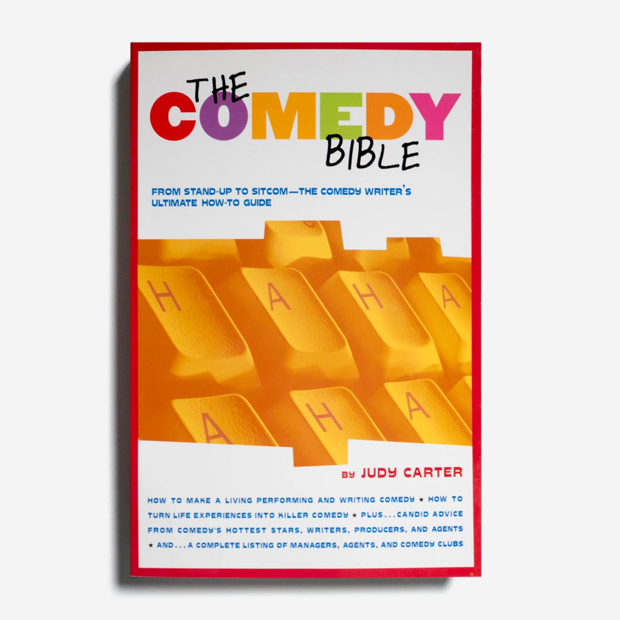 JUDY CARTER | The Comedy Bible