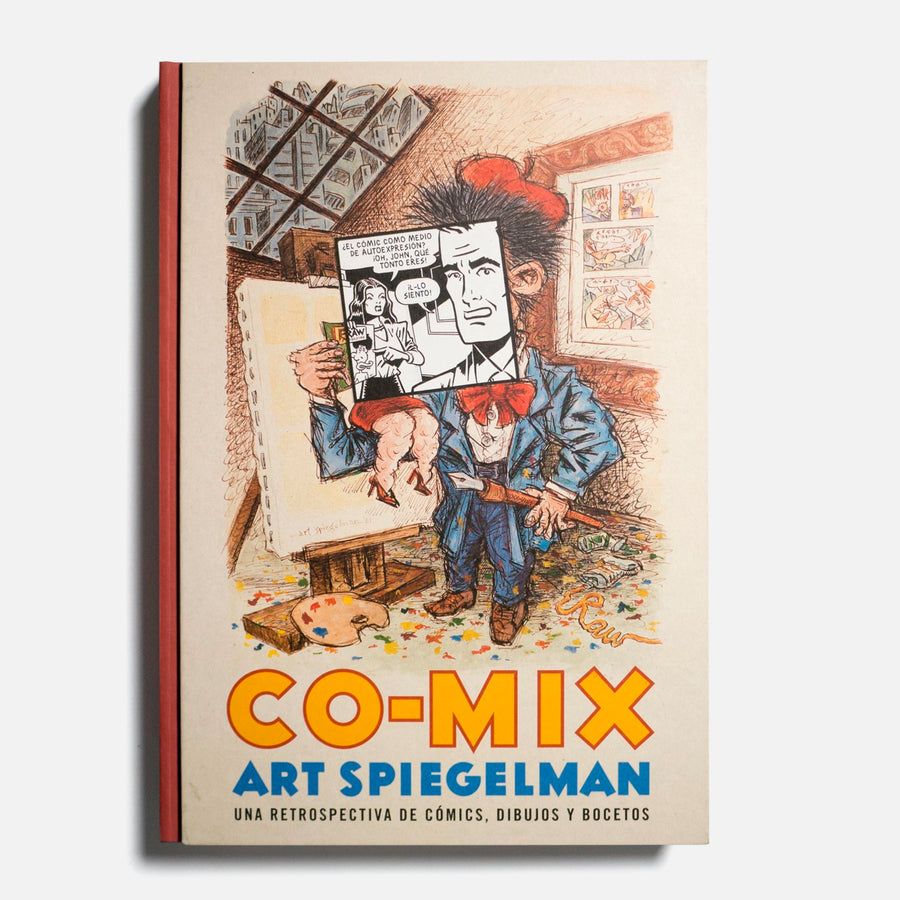 ART SPIEGELMAN | Co-mix: una retrospectiva de cómics, dibujos y bocetos