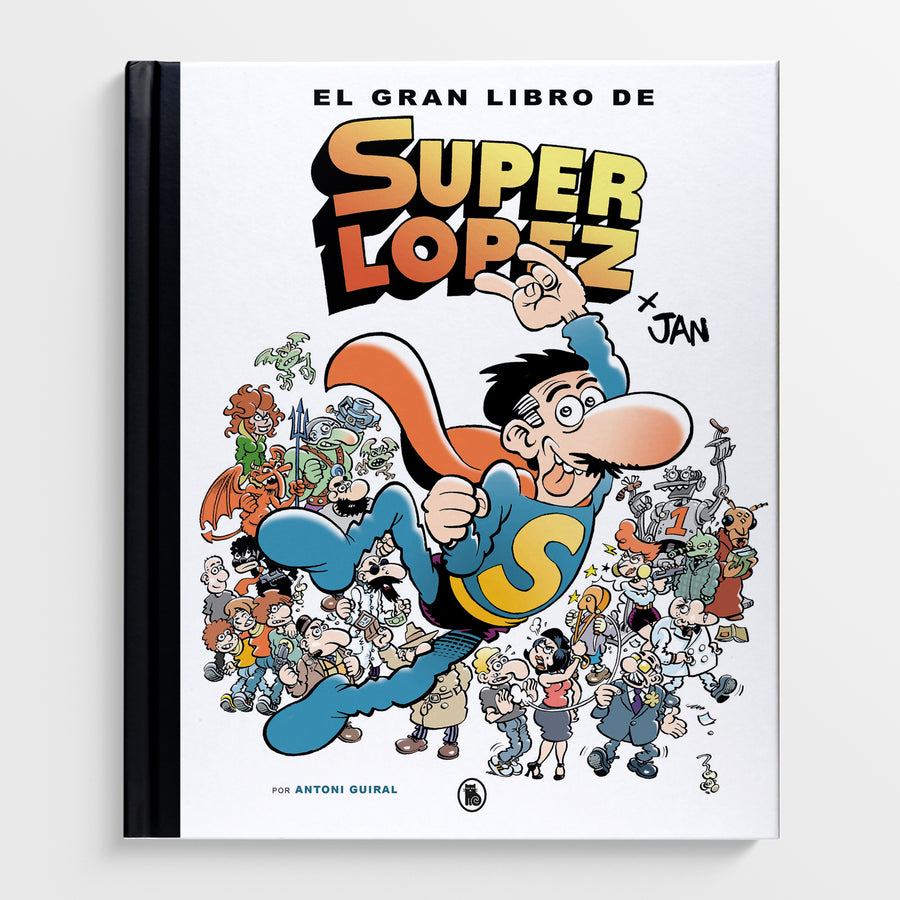 JAN | El gran libro de Superlópez