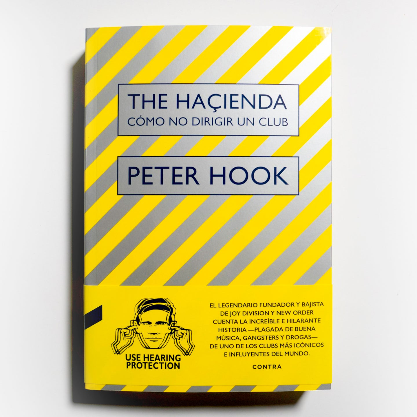 PETER HOOK | The Haçienda: cómo no dirigir un club