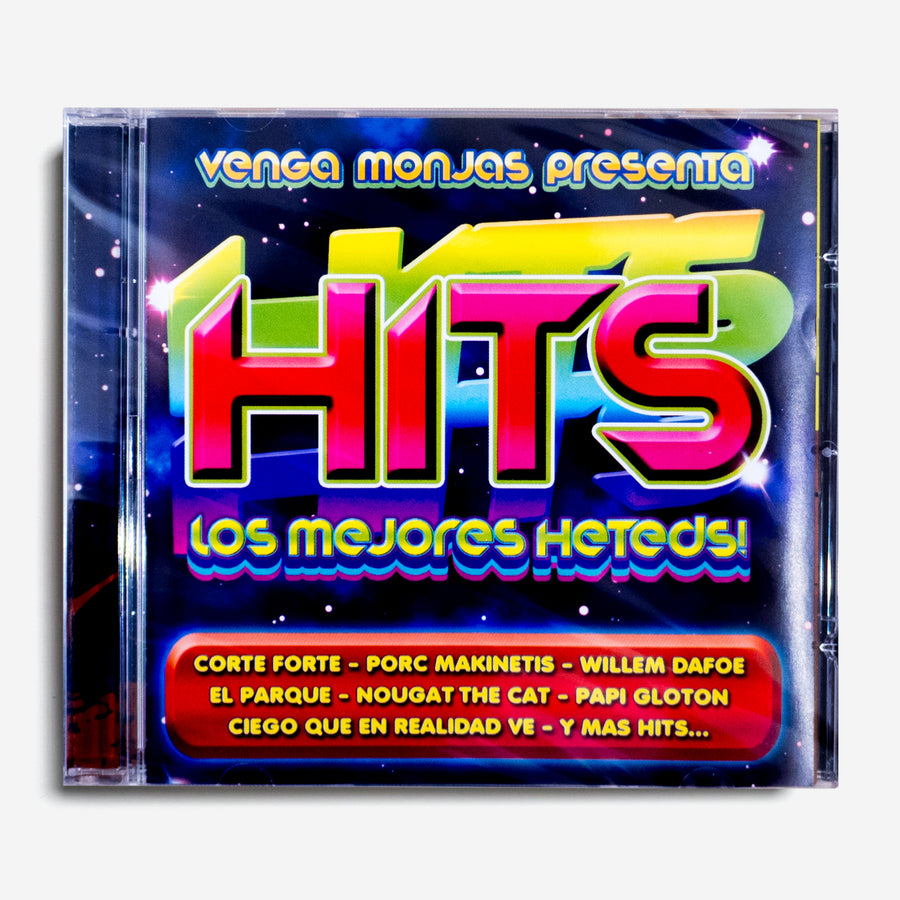 VENGA MONJAS | Hits (CD)