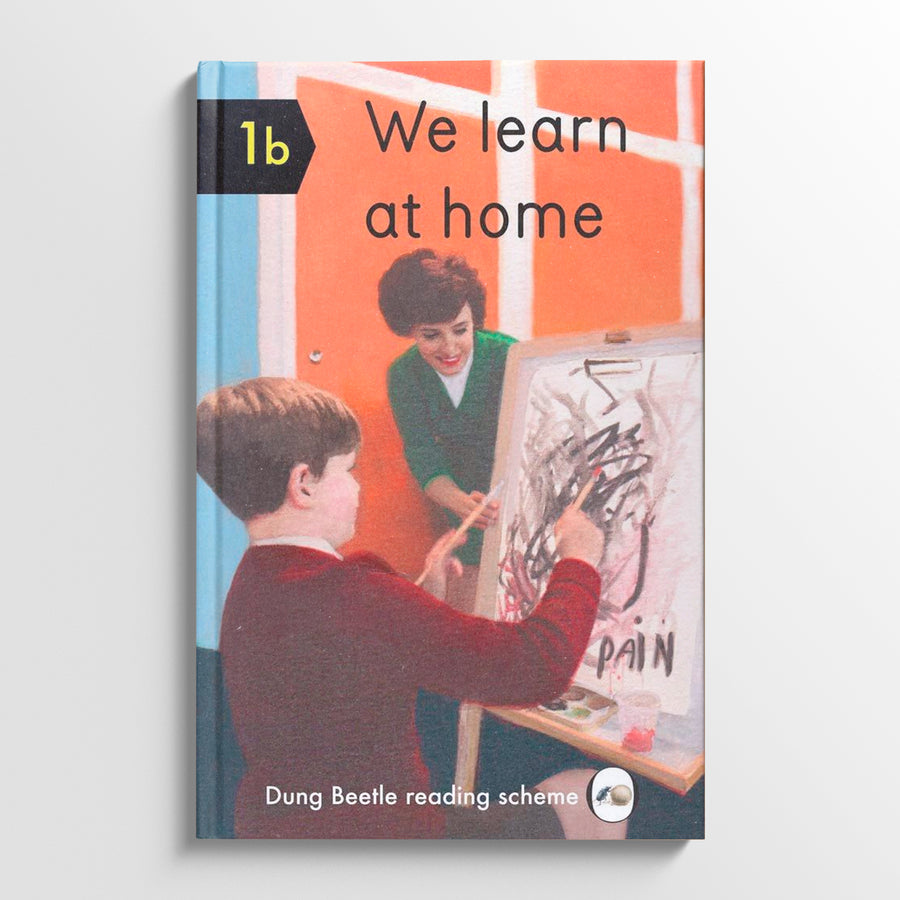 MIRIAM ELIA | We learn at home