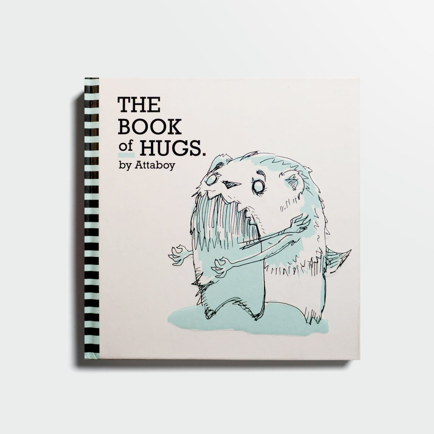 ATTABOY | The book of hugs