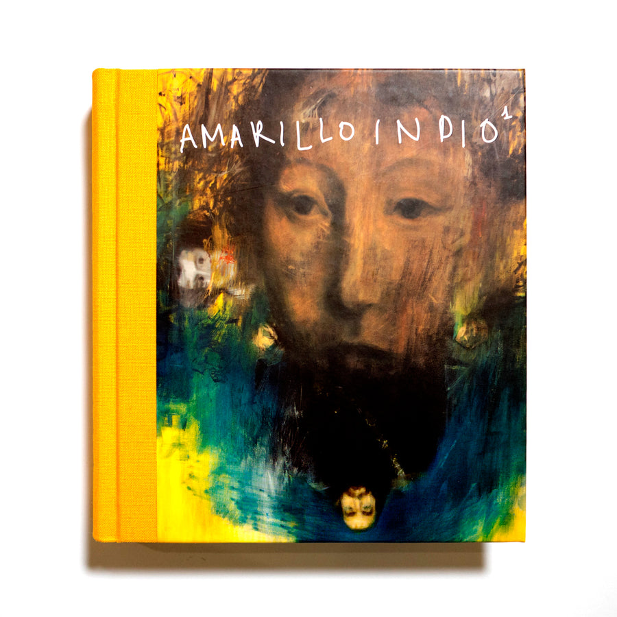 JULIO PÉREZ CÉSAR | Amarillo Indio Vol.1