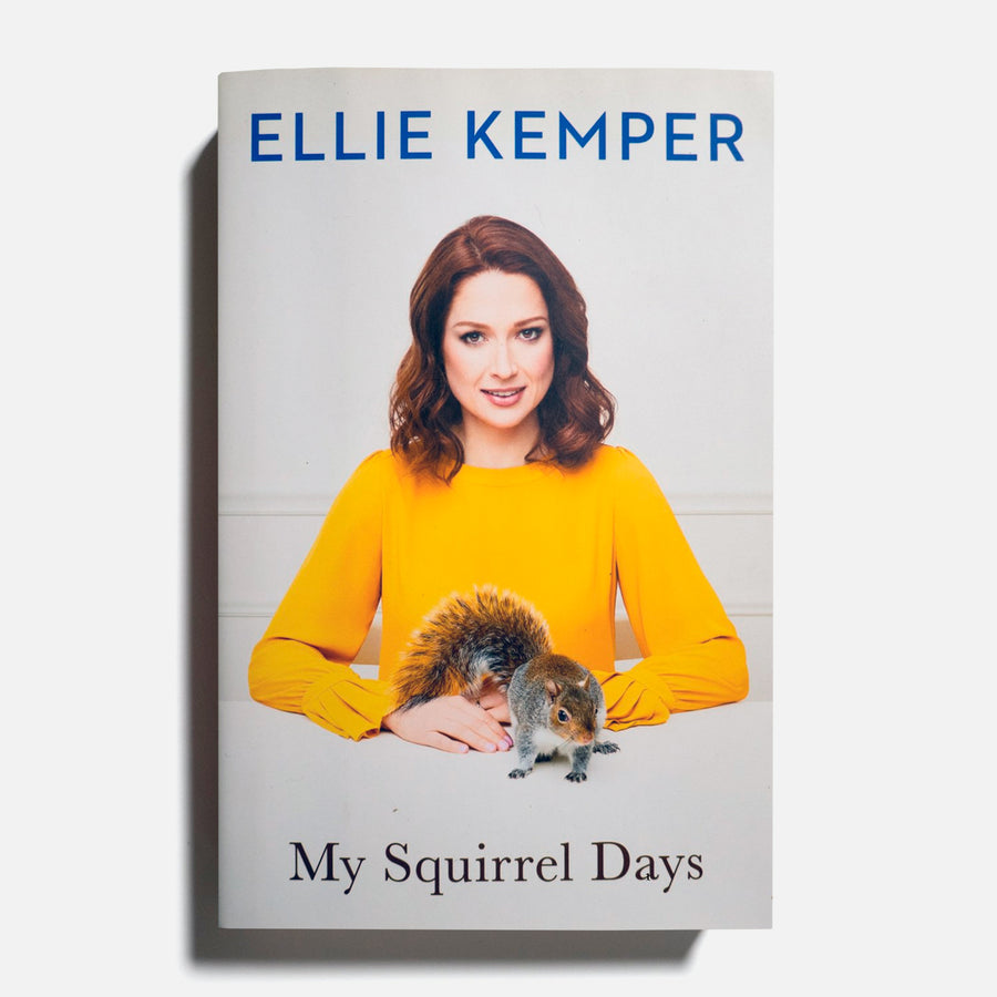ELLIE KEMPER | My Squirrel Days