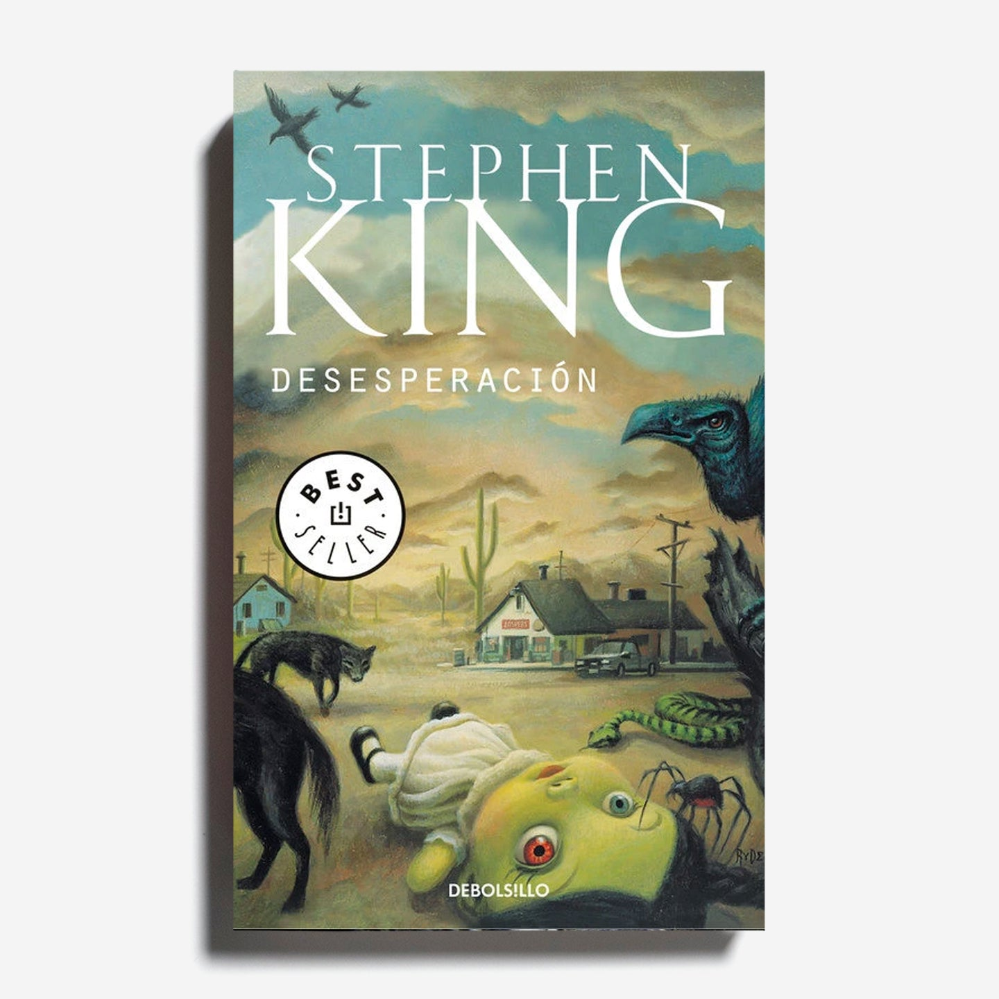 STEPHEN KING | Desesperación