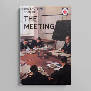 A LADYBIRD BOOK FOR GROWN-UPS | The Meeting