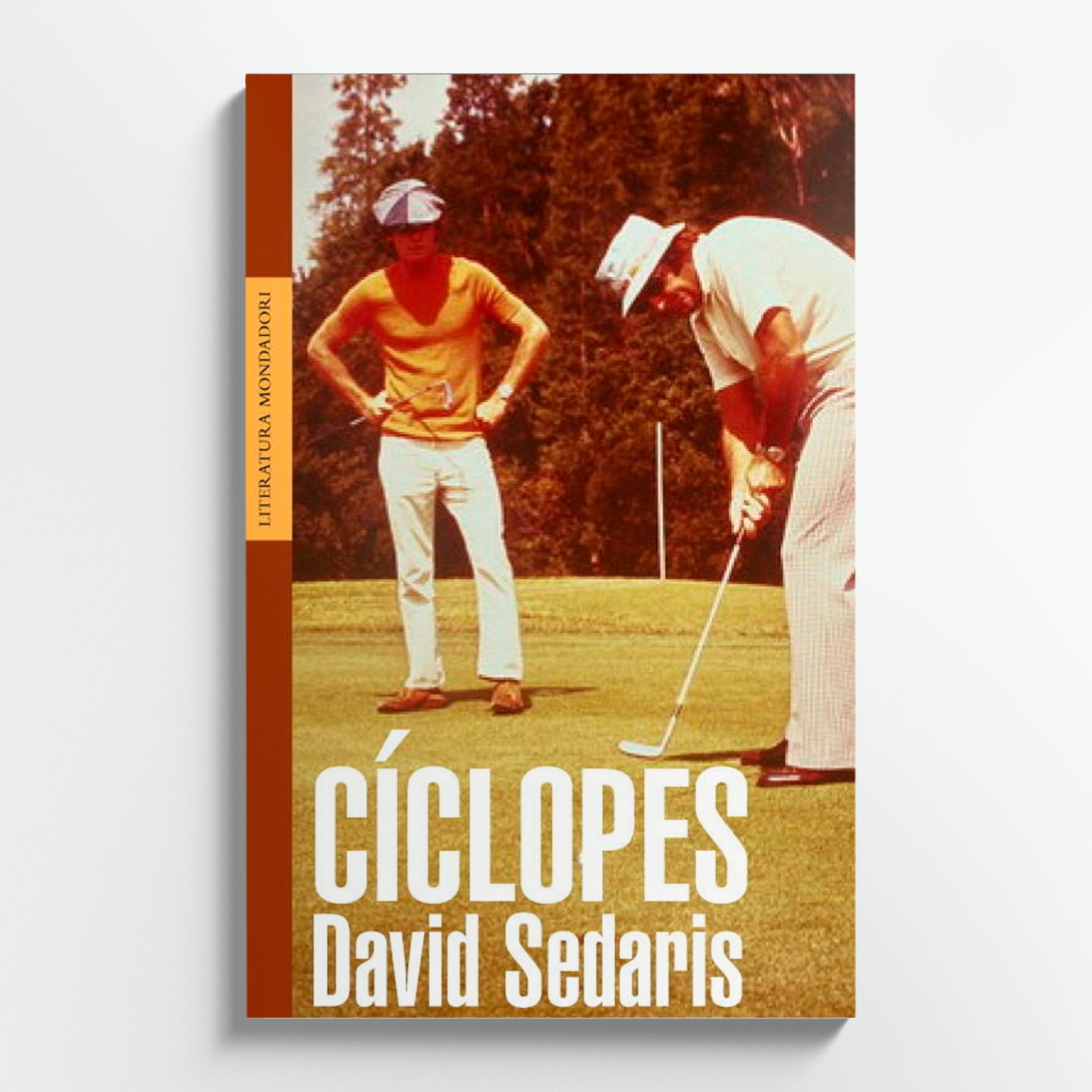 DAVID SEDARIS | Cíclopes