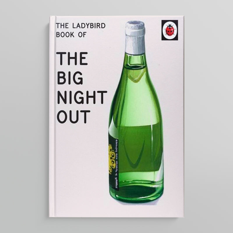 A LADYBIRD BOOK FOR GROWN-UPS | The Big Night out