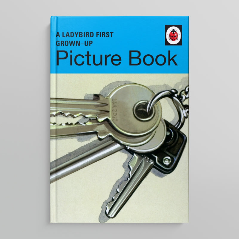 A LADYBIRD BOOK FOR GROWN-UPS | Picture Book