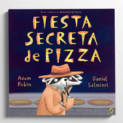 ADAM RUBIN | Fiesta secreta de pizza