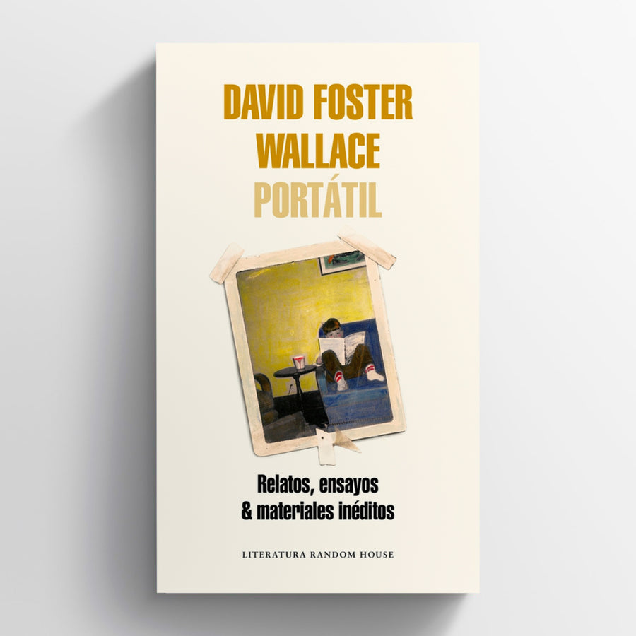 DAVID FOSTER WALLACE | Portátil