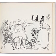 SAUL STEINBERG | The Labyrinth