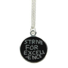 Collar Strive for excellence x DAVID SHRIGLEY