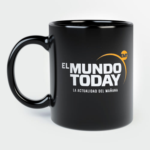 EL MUNDO TODAY | Taza corporativa