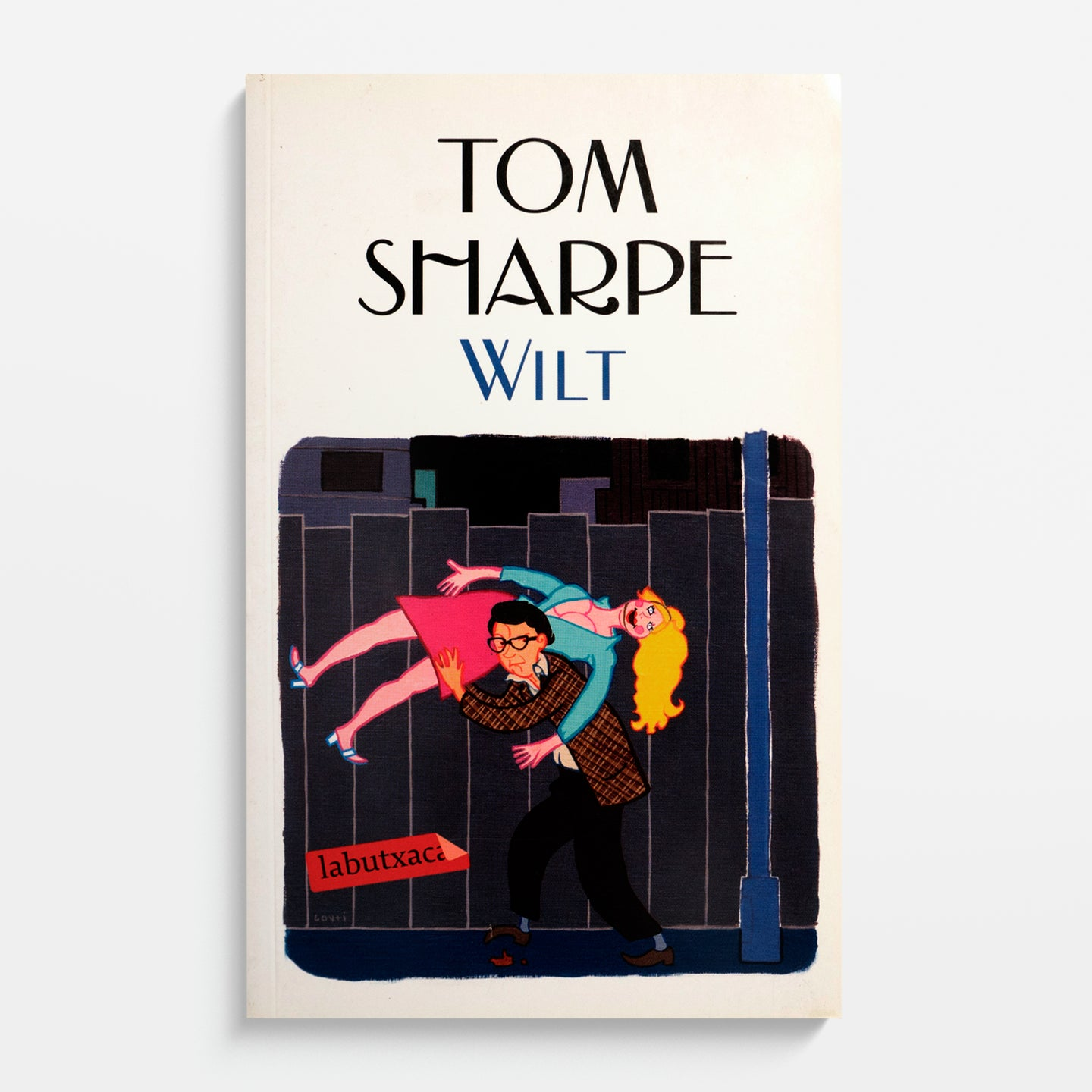 TOM SHARPE | Wilt (català)