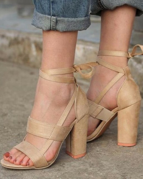 2bd38a467e9295 ... Sterling + Koi - Mujer Ankle Strap Sandals - Khaki good selling 9b18d  33ce2 ...