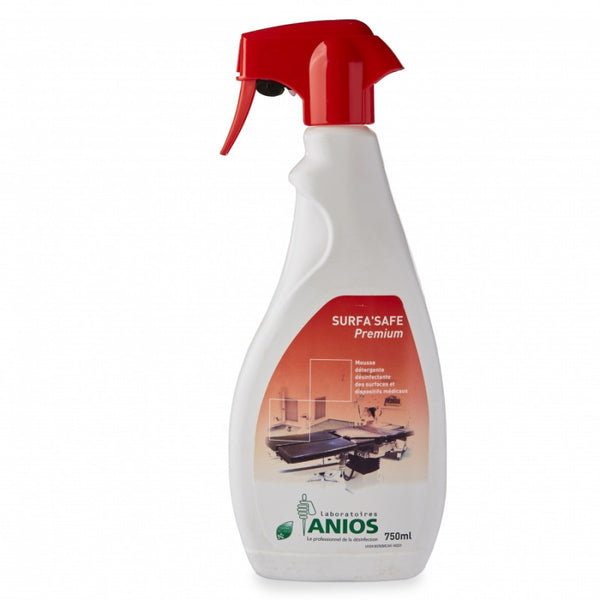 Surfa'Safe Anios 750ml - Désinfectant en Spray actif sur Coronavirus