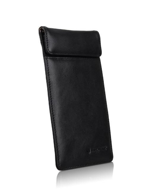 Faraday Phone Sleeve - Leather
