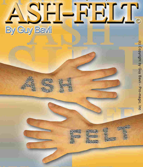 ASH-FELT BY: PRO-MAGIC