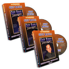 Bending Minds Bending Metals - 3DVD  set By: Pro-magic