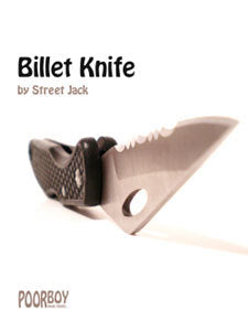 Billet Knife mini - By Street Jack