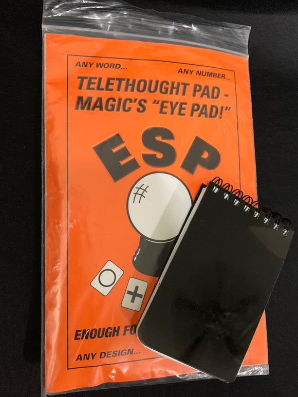 Telethought Pad by Chris Kenworthey