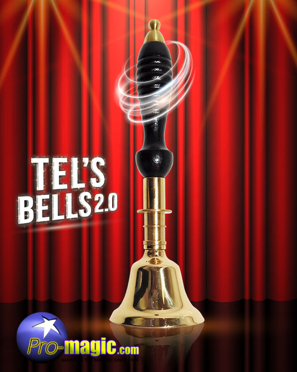 TEL'S BELL 2.0  By Pro-Magic