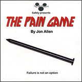 THE PAIN GAME - JOHN ALLEN