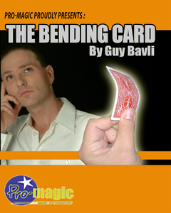 Bending Card By Pro-Magic