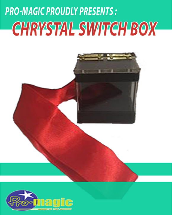 Chrystal Switch Box By Koontz & Pro-Magic