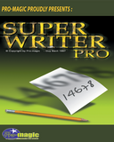 Super Writer Pro - Board only! By Pro-Magic