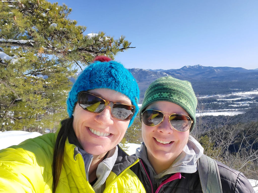 Jan. 26, 2020- Sunday Story: Winter Hiking at 5 am