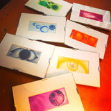 #2: CLARITY SET (7 Original Paintings or Giclee Prints)