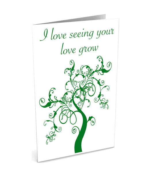 Metamour Valentine Greetinng Card | Polycute Gift Shop