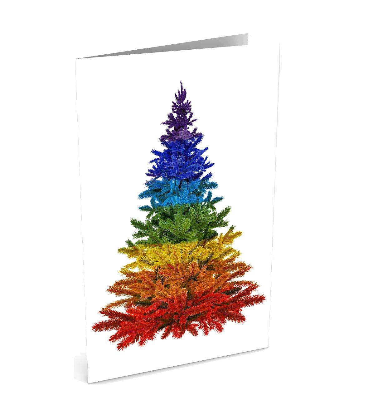 Christmas Pride Tree (Pack of 10)