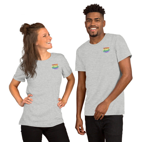 Lowkey Polycute Tee Athletic Heather | Polycute Gift Shop