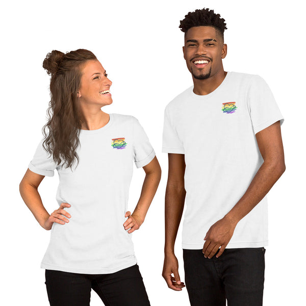 Lowkey Polycute Tee White | Polycute Gift Shop