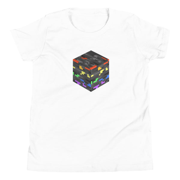 Pride Ore Youth Tee White | Polycute Gift Shop