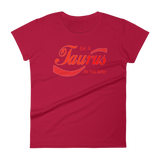 """Taurus"" Women's short sleeve t-shirt"
